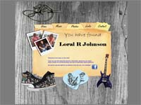 Loral Johnson - Official Site
